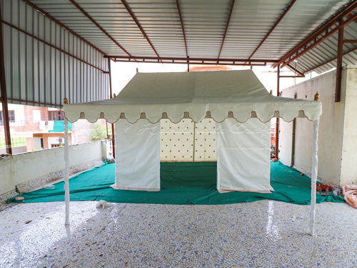 Exotic Ottoman Tent